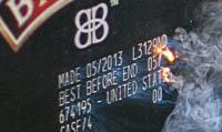 оборудование лазерной маркировки на вторичной упаковке